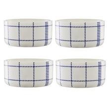 Normann Copenhagen - Mormor Blue Bowl Set