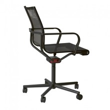 Wagner - D1 Office Chair with Armrests & Castors Frame