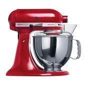 KitchenAid - Artisan 5KSM150 Küchenmaschine - empire rot/lackiert
