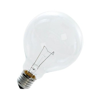 QualityLight - AGL E27 GLOBE 40W - transparent