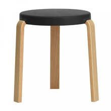 Normann Copenhagen - Tap Stool Oak Base