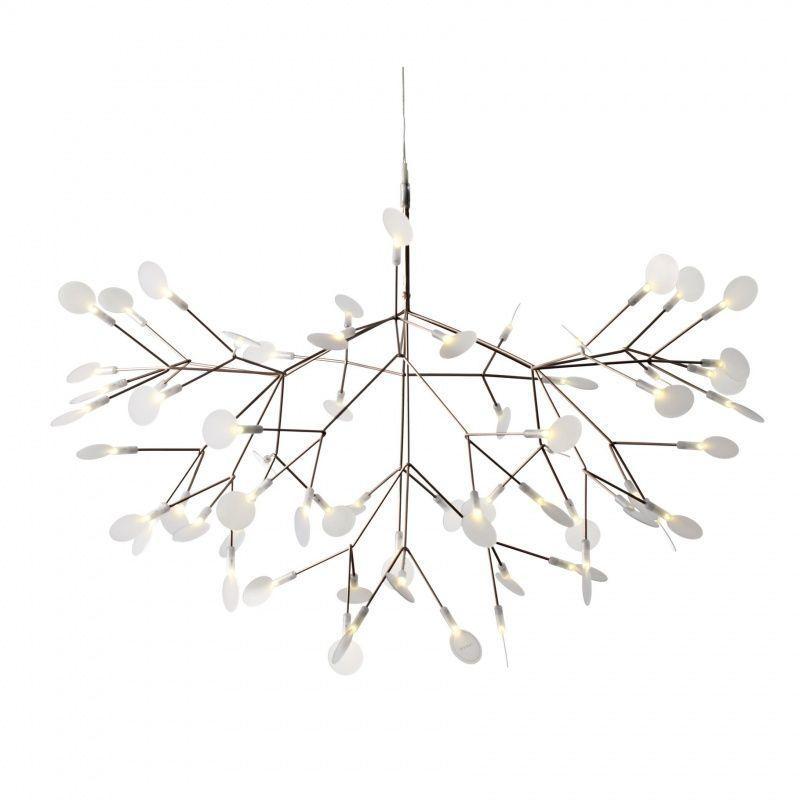 Heracleum lustre suspension moooi for Design leuchten replica