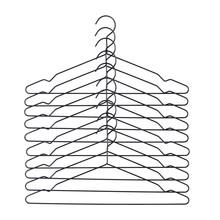 HAY - Hang Coat Hanger Set of 10
