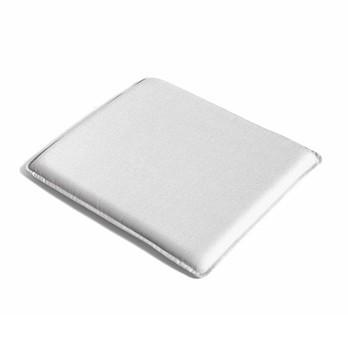 HAY - Palissade Sitzkissen 41.5x41.5cm - himmelgrau/wasserabweisend/für Palissade Dining Armlehnstuhl