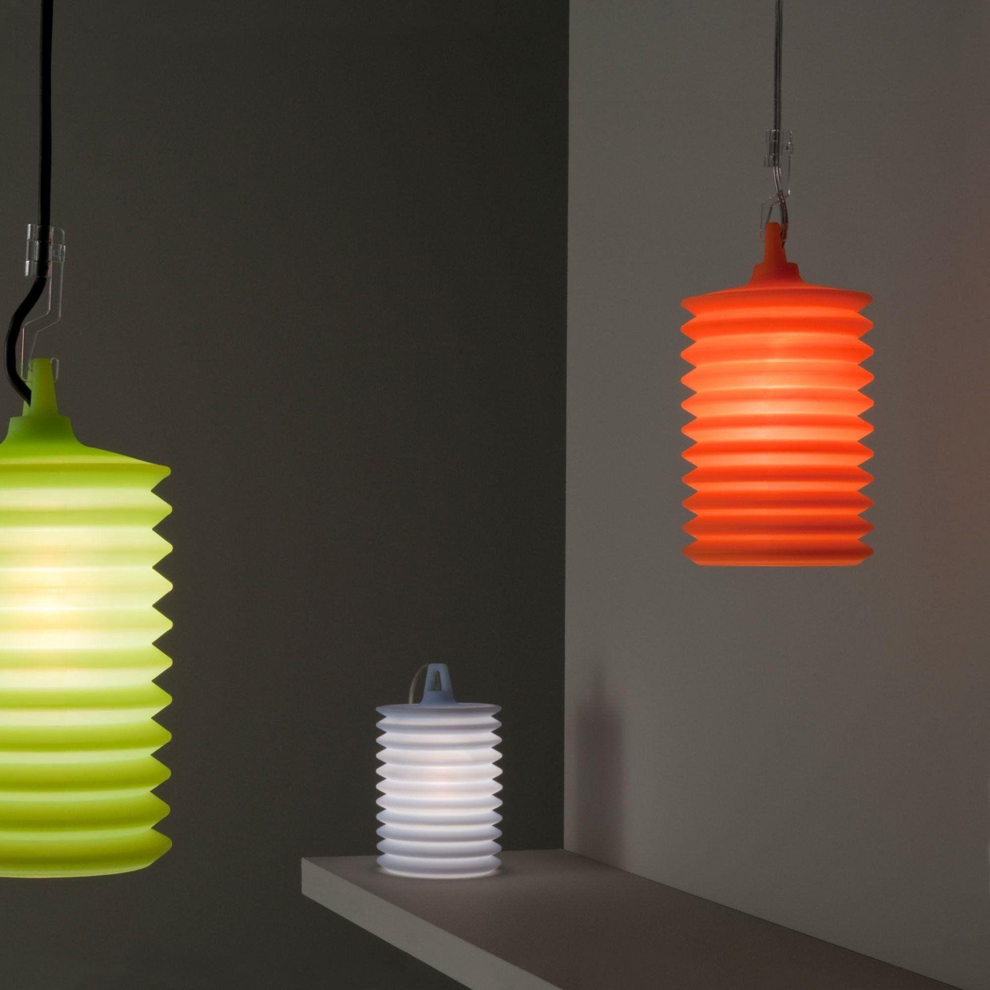 Lampion h2 lampe pour l 39 ext rieur rotaliana - Set de table silicone duni ...