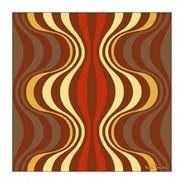 designercarpets - designercarpets Onion 1 Verner Panton Teppich