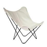 cuero - Sunshine Mariposa Sunbrella Outdoor Butterfly Chair
