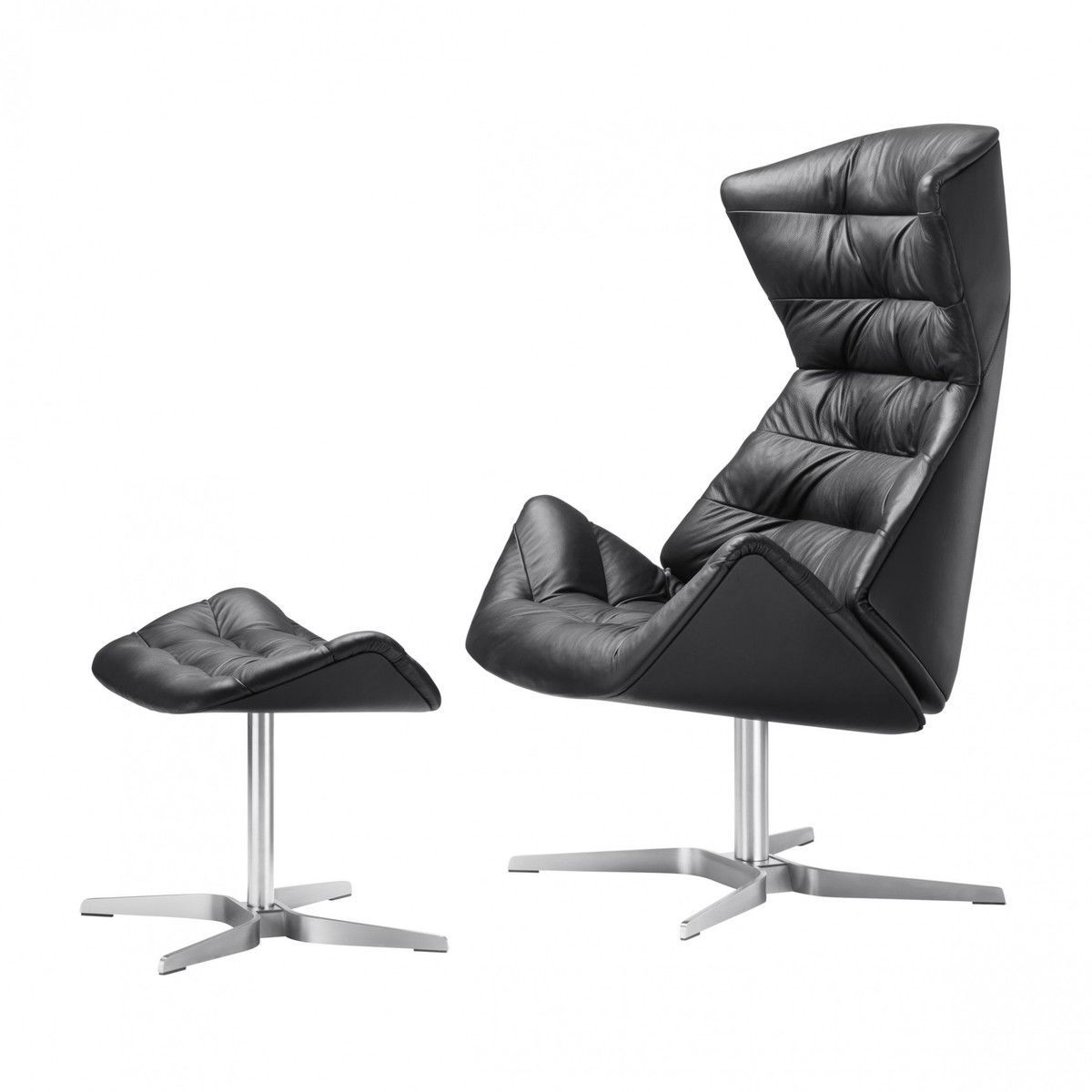 Lounge sessel  Promotion Thonet 808 Lounge Chair + Stool | Thonet ...
