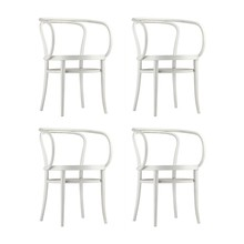 Thonet - Set de 4 chaise Thonet 209 Promo