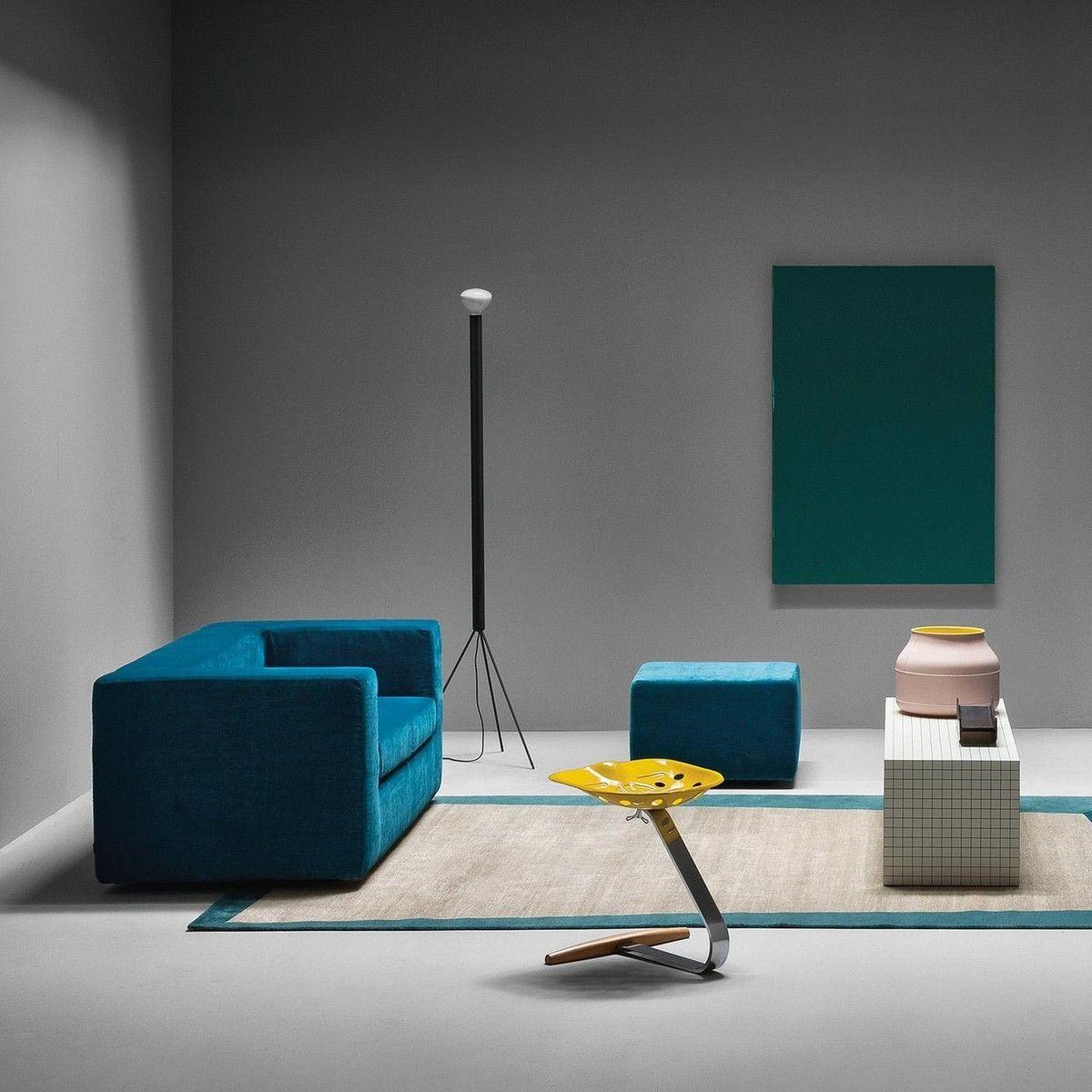 luminator floor lamp flos. Black Bedroom Furniture Sets. Home Design Ideas