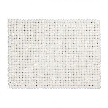 myfelt - Linéa Tischset 35x45cm - weiß