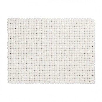 - Linéa Tischset 35x45cm - weiß