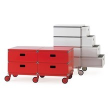 Magis - Plus Unit 2 Drawers