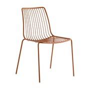 Pedrali - Chaise de jardin/ dossier haut Nolita 3651