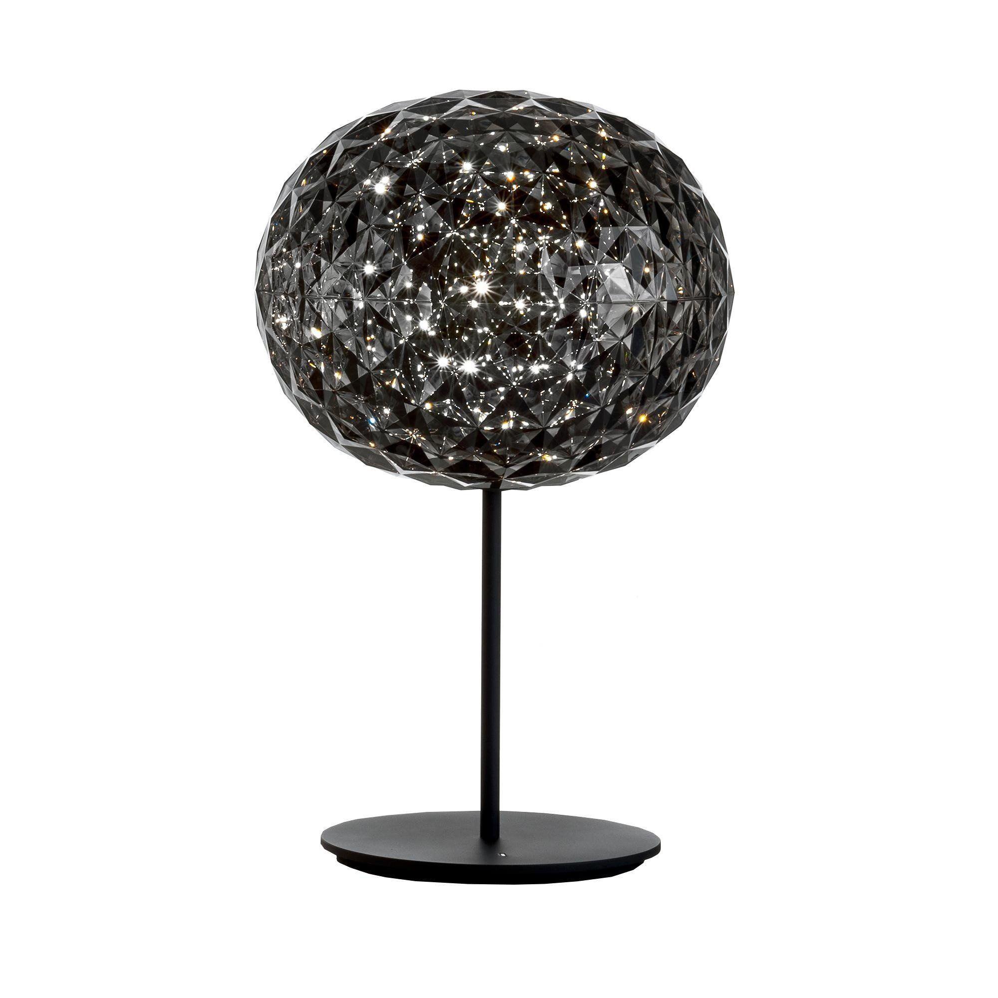 planet lampe de table led avec pied 33cm kartell. Black Bedroom Furniture Sets. Home Design Ideas