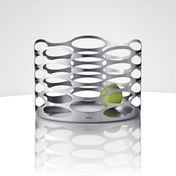 Stelton - Embrace Fruchtkorb - edelstahl/poliert