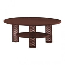 Moroso - Table d'appoint Net Ø70cm