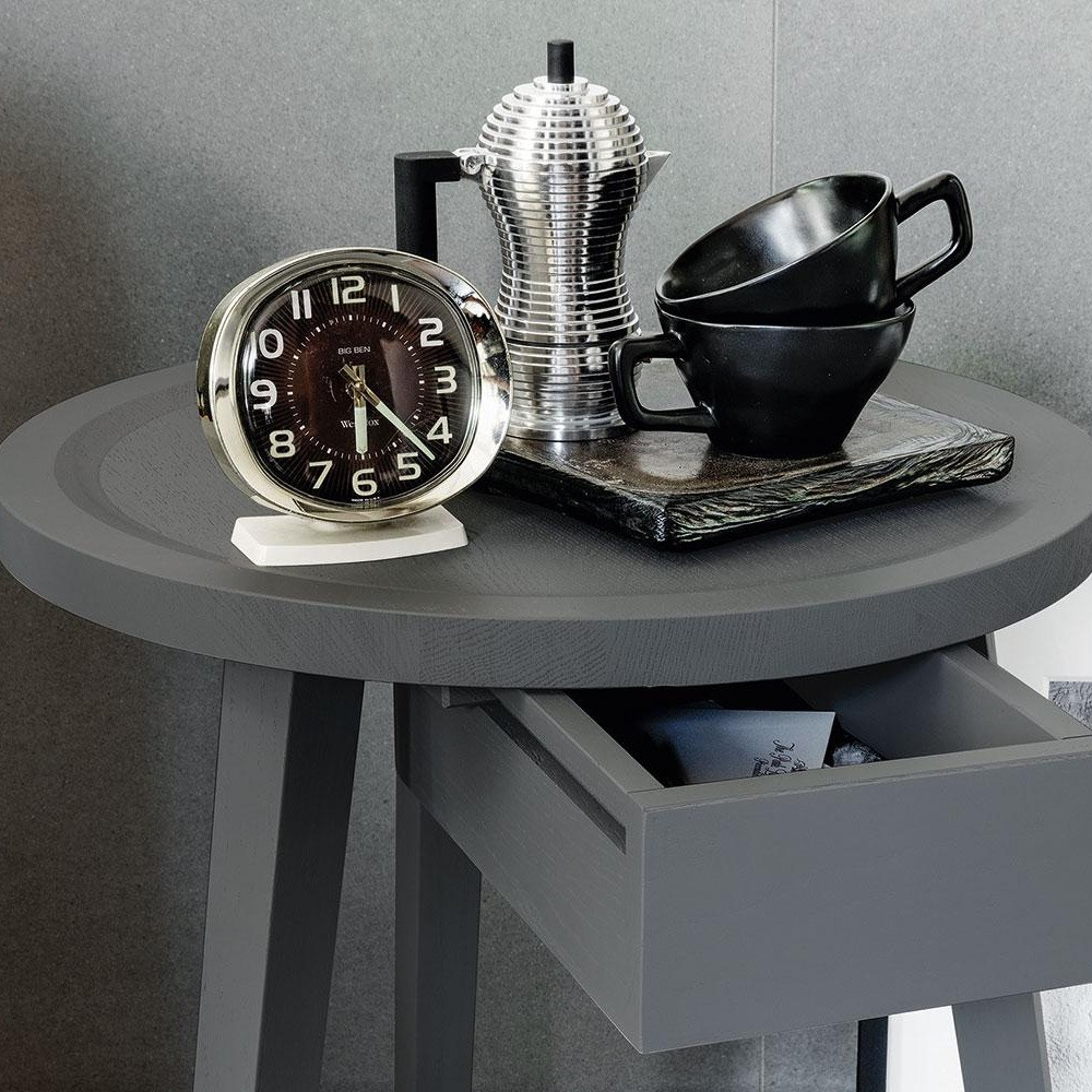 Gervasoni Gray 45 Side Table Ambientedirect