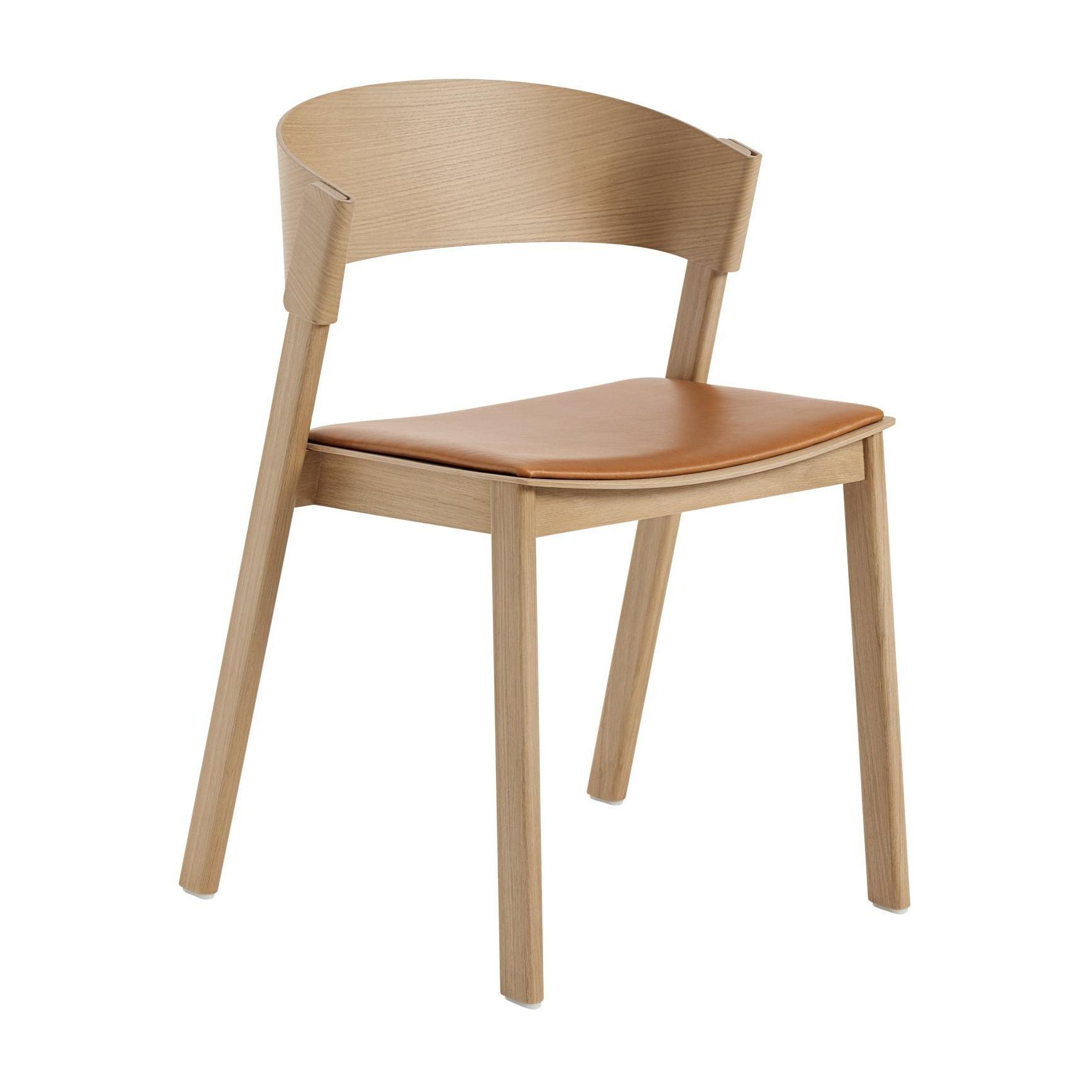 Muuto Cover Stuhl Leder Ambientedirect