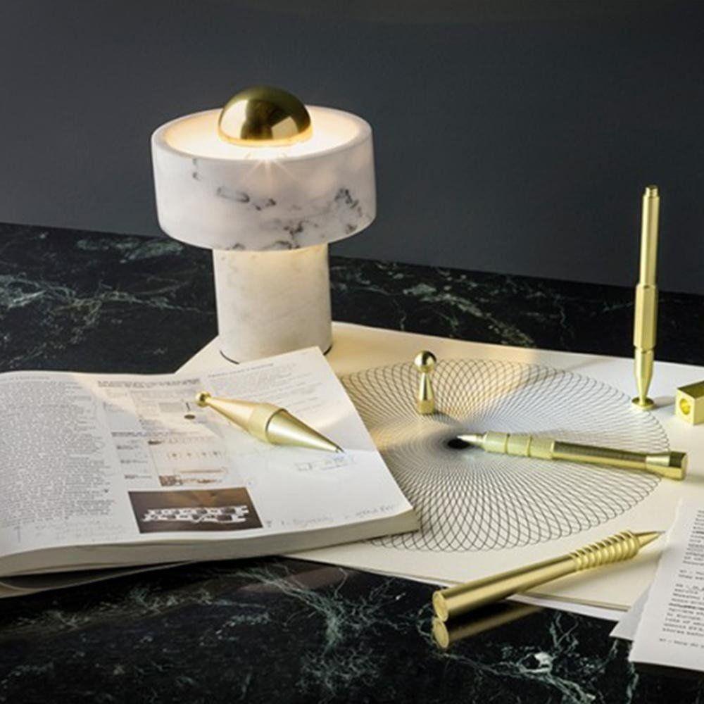 stone lampe de table tom dixon. Black Bedroom Furniture Sets. Home Design Ideas