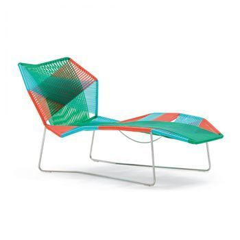 Tropicalia chaise longue moroso for Chaise candie life