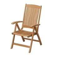 Skagerak - Columbus -  Chaise de jardin teck