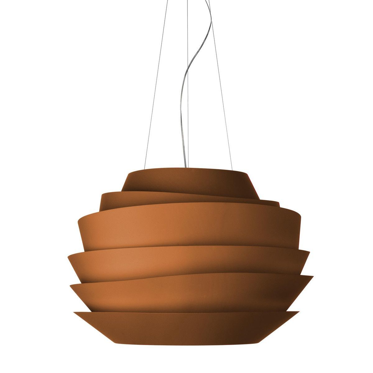 le soleil led suspension foscarini. Black Bedroom Furniture Sets. Home Design Ideas