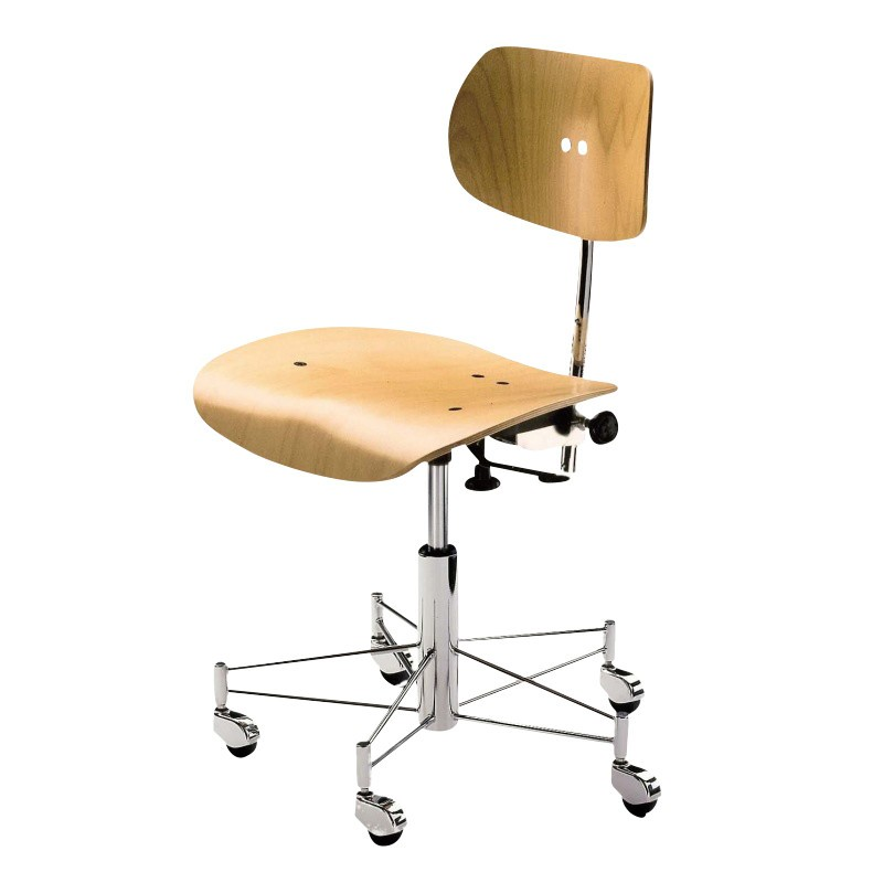 wilde spieth sbg 197 r swivel chair ambientedirect. Black Bedroom Furniture Sets. Home Design Ideas