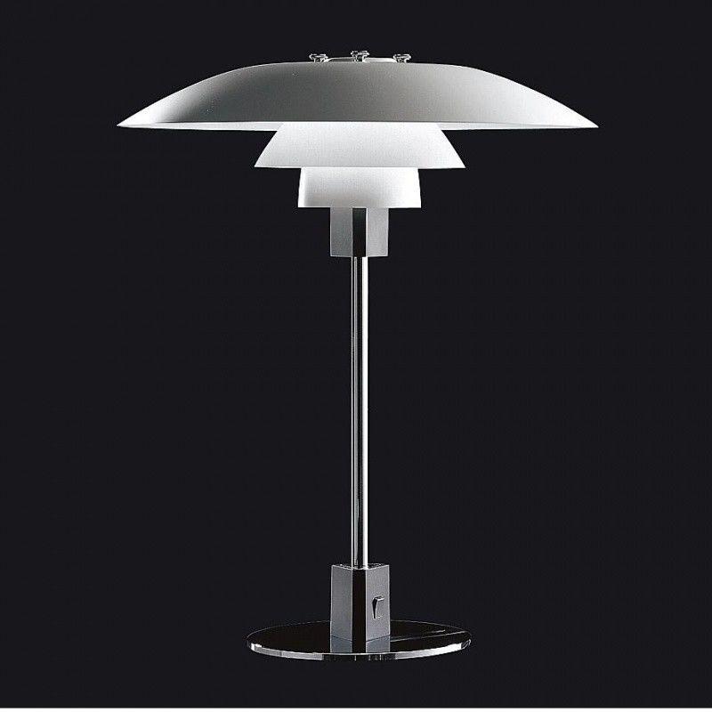 ph 4 3 table lamp louis poulsen. Black Bedroom Furniture Sets. Home Design Ideas