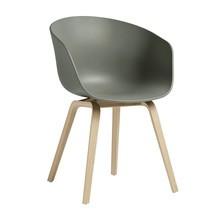 HAY - About a Chair 22 Gestell Eiche klar