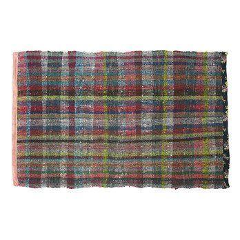 HAY - Hay Caput Kelim Teppich L - mehrfarbig/LxB 310x230cm/handgearbeitet/jeder Teppich ist ein Unikat
