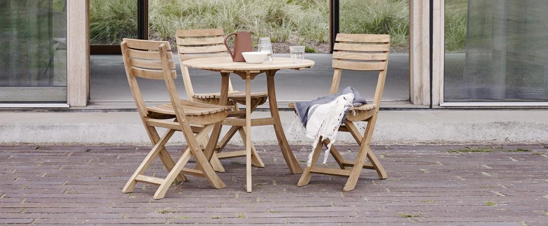 Skagerak | Meubles design & mobilier de jardin en bois | AmbienteDirect