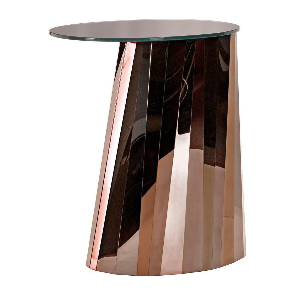 pli table d 39 appoint haute classicon. Black Bedroom Furniture Sets. Home Design Ideas