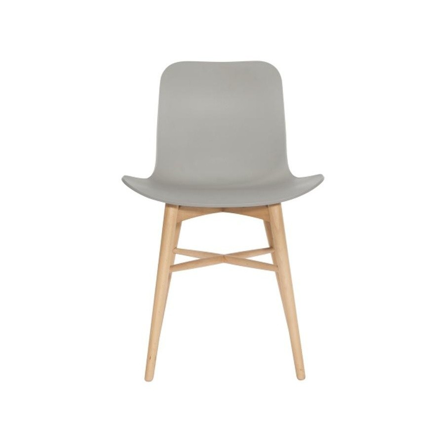 Langue Original Chair Natural Beech Base