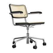 Thonet - S 64 VDR Pure Materials Drehstuhl