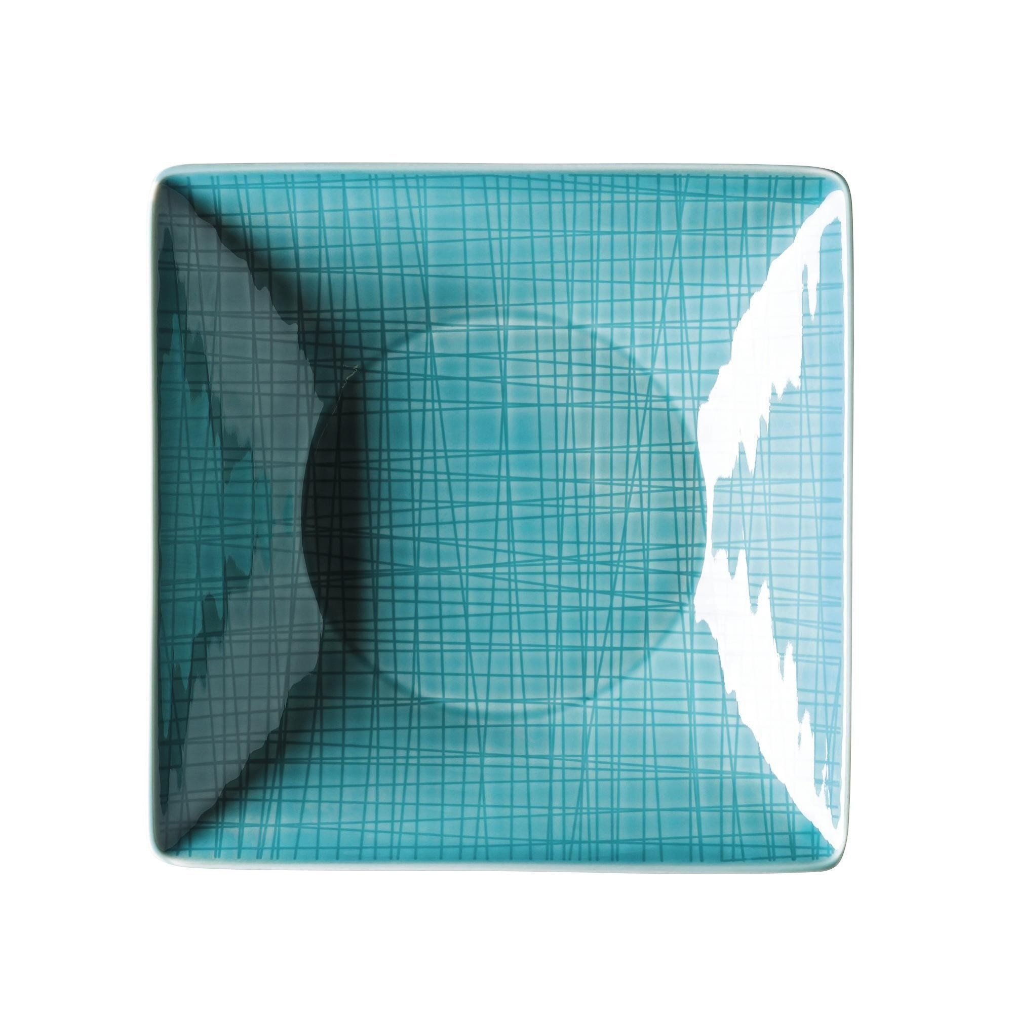 rosenthal mesh plate deep 20x20cm rosenthal. Black Bedroom Furniture Sets. Home Design Ideas