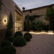 Vibia: Hersteller - Vibia - Meridiano Outdoor LED Wandleuchte