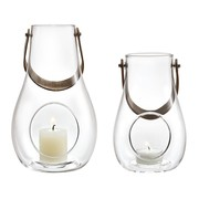 Holmegaard - Design with Light Laterne 2er Set