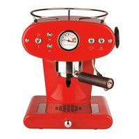 Illy - X1 Ground Espresso machine