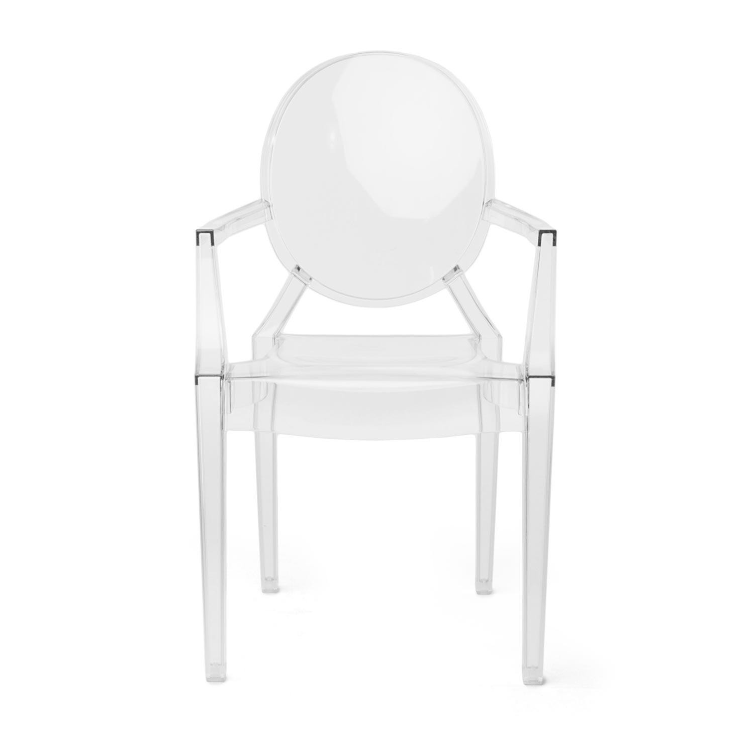 Kartell Lou Lou Ghost Children S Chair Ambientedirect