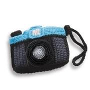 Donkey Products - Helmut N. Appareil photo - objets en crochet