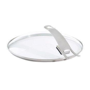 Fissler - Fissler Premium Einsteckbarer Güteglasdeckel Ø28cm - edelstahl/transparent