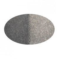 Hey-Sign - Twice Carpet Round Ø 180cm