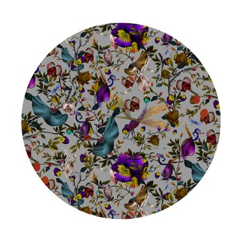 Moooi Carpets - Biophillia slate Teppich