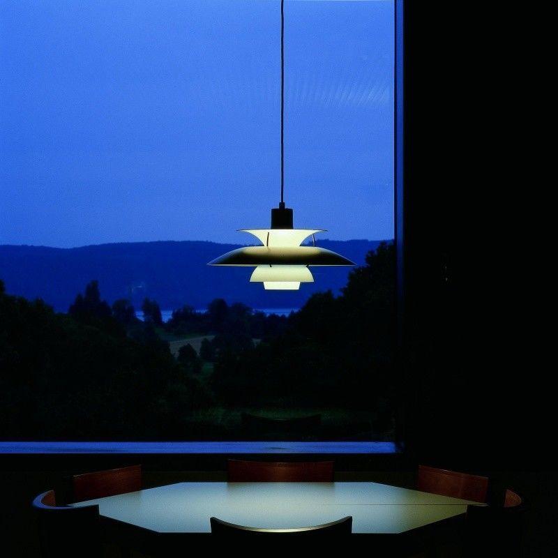 ph 5 pendelleuchte louis poulsen. Black Bedroom Furniture Sets. Home Design Ideas