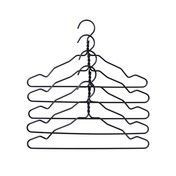 HAY: Marques - HAY - Wire Hanger - Lot de 5 cintres