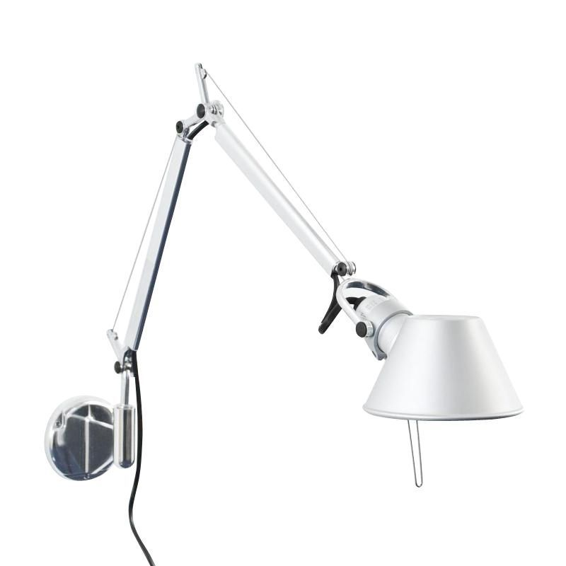 tolomeo micro parete led wall lamp artemide. Black Bedroom Furniture Sets. Home Design Ideas