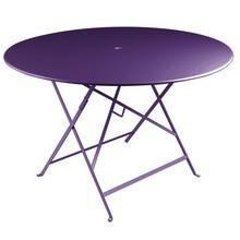 Fermob - Bistro - Table pliante Ø117cm