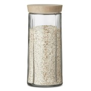 Rosendahl Design - Grand Cru Storage Jar with Oak Lid 1.5l