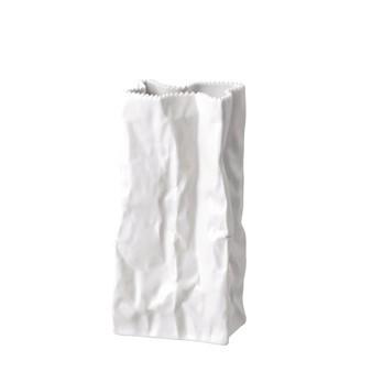 Rosenthal - Rosenthal Tütenvase H:22cm - weiß/glänzend